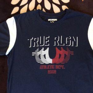 True religion T-shirt size XL